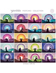 yandala Postcard Collection